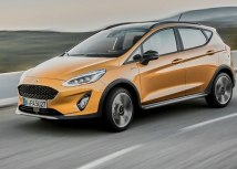 Ford Fiesta Active (2017)