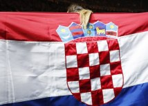 The contemporary Croatian flag (EPA-EFE, file, illustration purposes)
