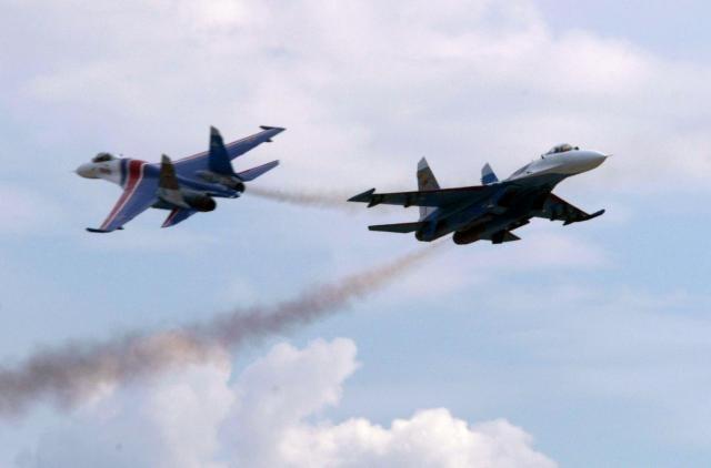 """Šta švedski avion traži iznad Baltika? Rusi digli """"suhoj"""""""