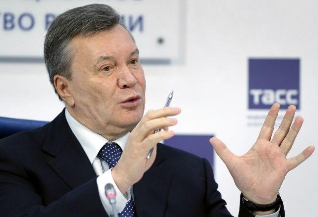 Sud u Kijevu presudio: Janukovič je izdao državu