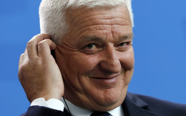Duško Marković otkazao odlazak u Davos