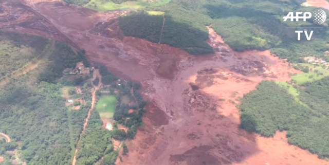 Broj poginulih posle pucanja brane povećan na 110