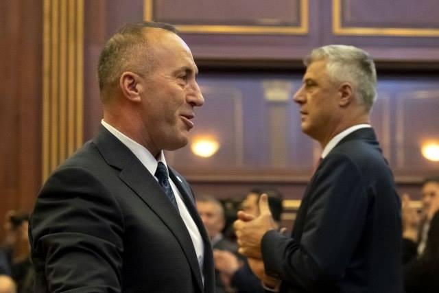 Nove varnice, Haradinaj oštro o Tačiju i Mogerini