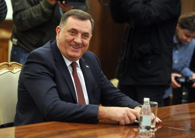 Dodik: Čuo sam aplauz Kosovu i zvižduke Srbiji
