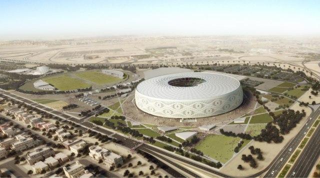 Stadion Al Thumama