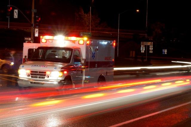 Pet udesa u BG, sedmoro povređeno