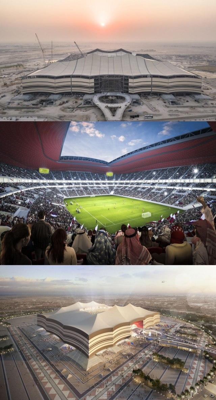 Stadion Al Bayt