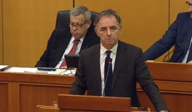 Potresan govor Milorada Pupovca u hrvatskom Saboru VIDEO