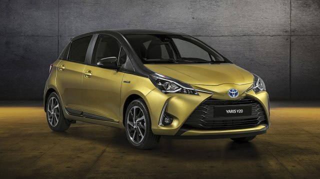 Yaris Bi-tone Limited Edition 2019.