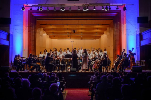 Veliki koncert Muzikona na Kolarcu: Rok hitovi na klasičan način