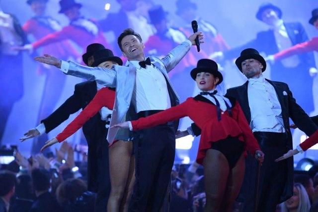 Holivudska zvezda napravila spektakl u Londonu