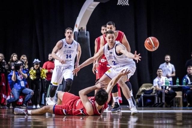 Srbija Se Obrukala U Estoniji I Propustila Prvu šansu Za