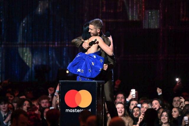 Dua Lipa i Kelvin Haris dobitnici Brit nagrada