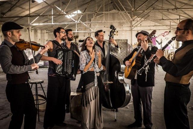 Barcelona Gipsy Balkan Orchestra u aprilu na Kolarcu