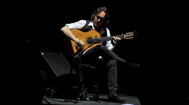 Flamenko gitarista Visente Amigo otvorio Gitar Art Festival