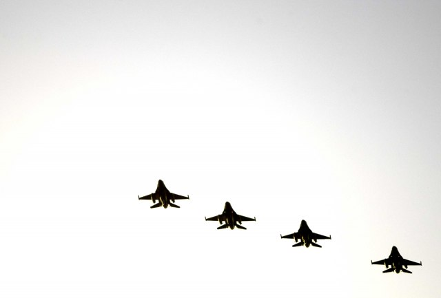Turski F-16 avioni ušli u grčki vazdušni prostor