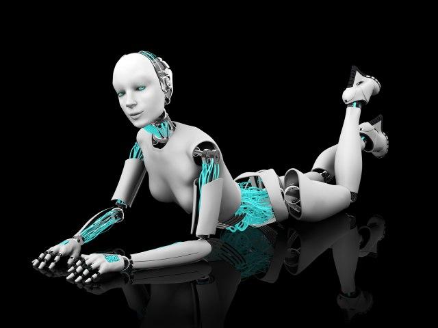 Android vest Pioniri ljudsko-androidske romanse - Ko su digiseksualci