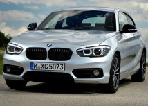 BMW 1-Series 3-door (2018)