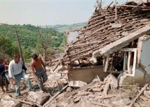EPA-EFE/STR/YUGOSLAVIA PHOTO SET NATO BOMBINGS 20TH ANNIVERSARY