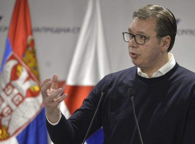 Vučić o Teodosiju: Ne bih zamerio