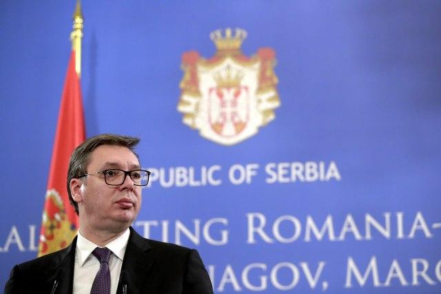 Vučić se obraća javnosti sutra u 10 časova