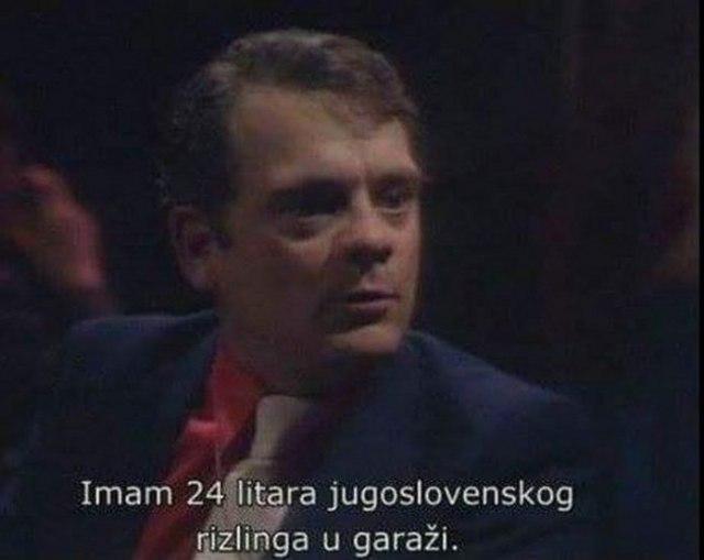 """Del Boj je """"valjao"""" jugoslovenski rizling, a Molder znao kakvi su vampiri u Srbiji"""