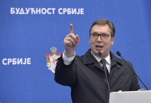 Vučić: Srbi, vreme je da se ujedinimo
