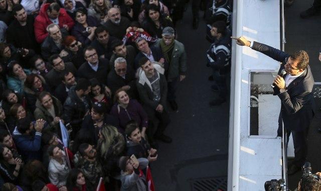 Erdoganove žalbe bez efekta, Istanbul ima novog gradonačelnika