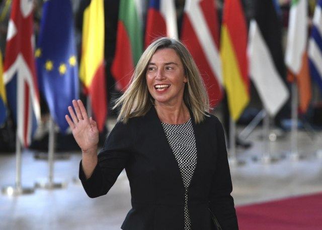 Federica Mogherini (Tanjug/AP, file)
