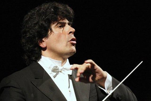 Opera Trubadur: Gost dirigent Alberto Veronesi