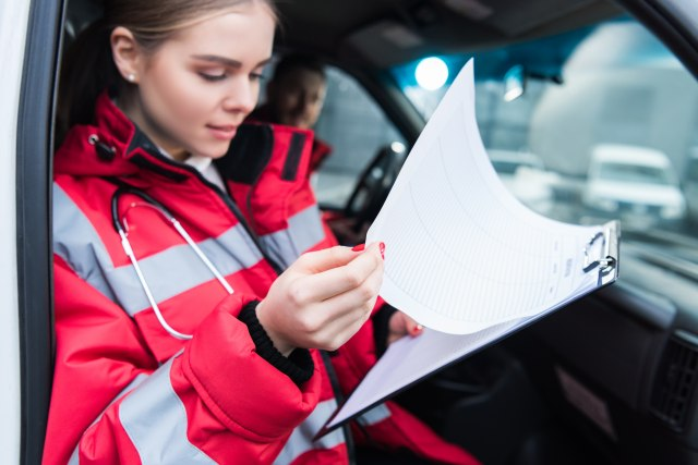 Beograd: Dve osobe lakše povređene u saobraćajnim nesrećama