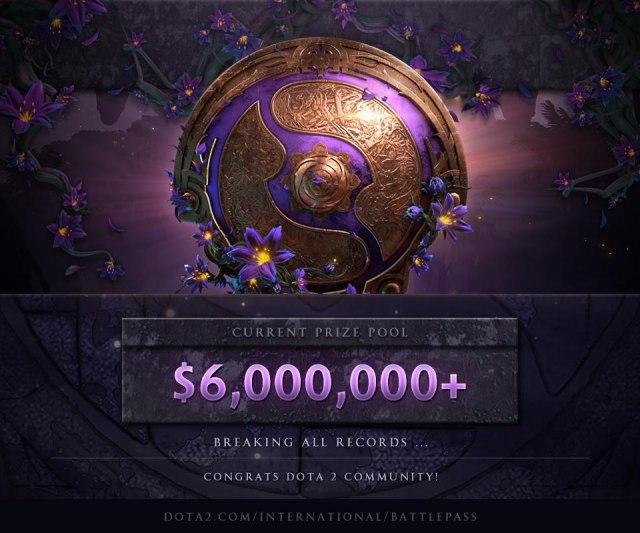 Stigao Dota 2 Battle Pass; Nagradni Fond Za TI Već Prešao