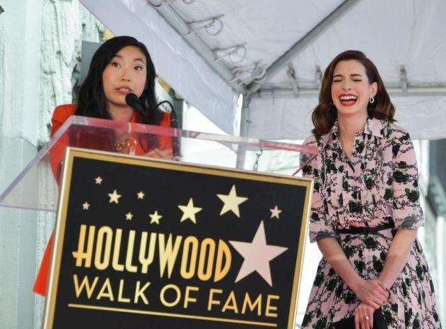 En Hatavej dobila zvezdu u Holivudu