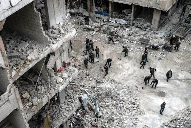 Eksplozija auto-bombe u Siriji: Najmanje 11 mrtvih, među stradalima i deca