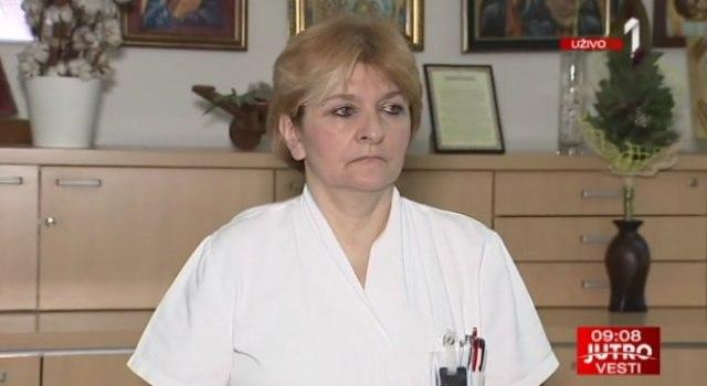 Prof. dr Danica Grujičić: Da ne bih bila jedna od onih koje kritikujem, odričem se plate