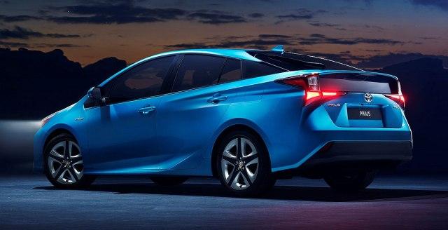 Toyota Prius - redizajn za 2019. godinu (Foto: Toyota promo)