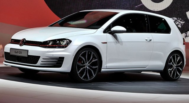 VW Golf GTI 2013. (Photo by Harold Cunningham/Getty Images)