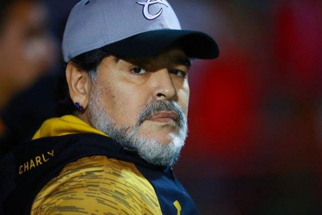 """Buntovnik. Junak. Varalica. Bog."": Dokumentarac razbesneo fudbalsku legendu VIDEO"