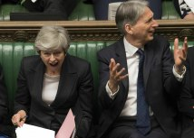 Tanjug/Mark Duffy/UK Parliament via AP