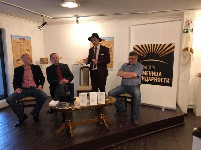 Nagrada Đurin šešir Ivanu Laloviću i Viktoru Laziću
