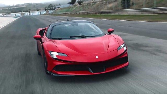 Photo: Ferrari promo