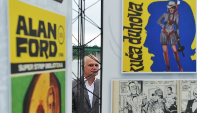 """Otvorena izložba """"50 godina Alana Forda"""""""
