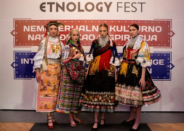 "Otvorena izložba ""Ethnology people"""