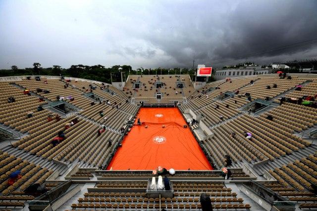 89a08092604 Rain does not stop – Djokovic's match in question – Roland Garros 2019 –  Sport