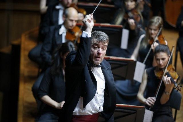 Veče Mocarta u Filharmoniji: Filharmonijski koncert u Ce duru