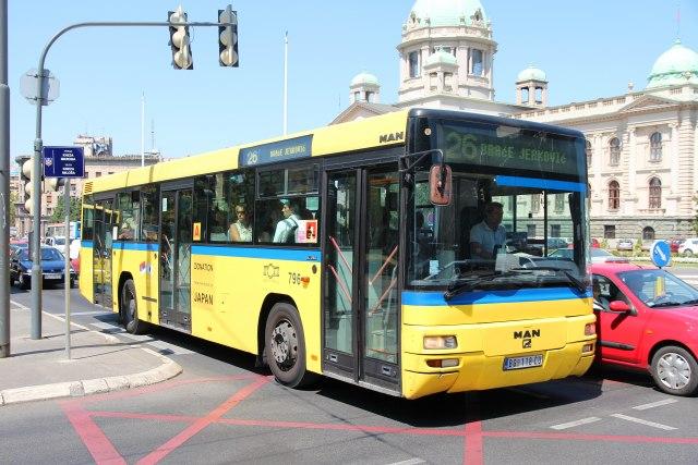 Na Ulicama Beograda Od Danas 57 Novih Autobusa B92 Net