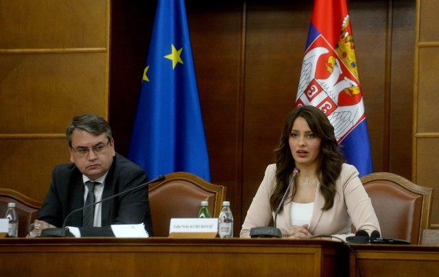 Odbor usvojio Predlog Vlade Srbije za promenu Ustava