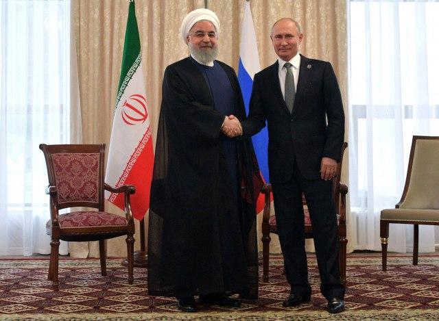 Rohani: Iran i Rusija treba da sarađuju na Bliskom istoku