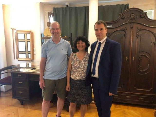 Novinari iz Alžira u poseti Srbiji
