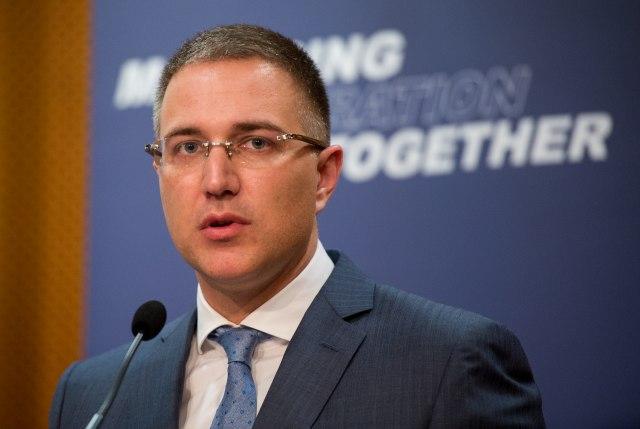 Stefanović i Čuprijan o saradnji u vanrednim situacijama